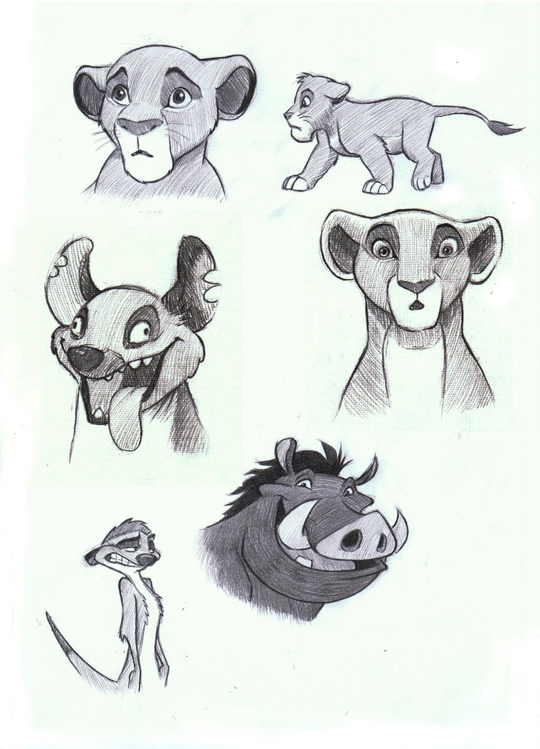 Lion King by Giac0mo