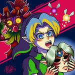 Zelda Majora's Mask