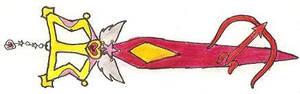 Fury of Mars Keyblade