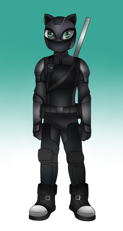 Vigilante Deku by Mutant-Girl013