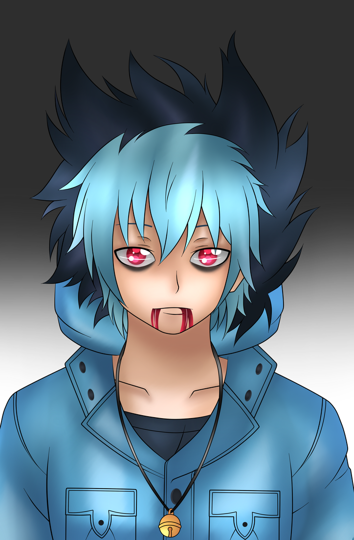 SerVamp Kuro by Mutant-Girl013