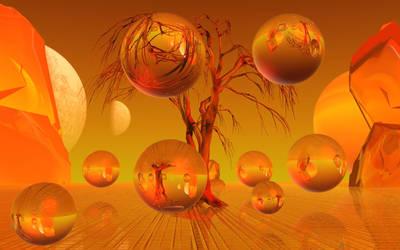 Spheres 00636 - 062018 - 1 by MarcosAlipio
