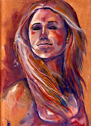 Self-Portrait by sapphire-chocobo