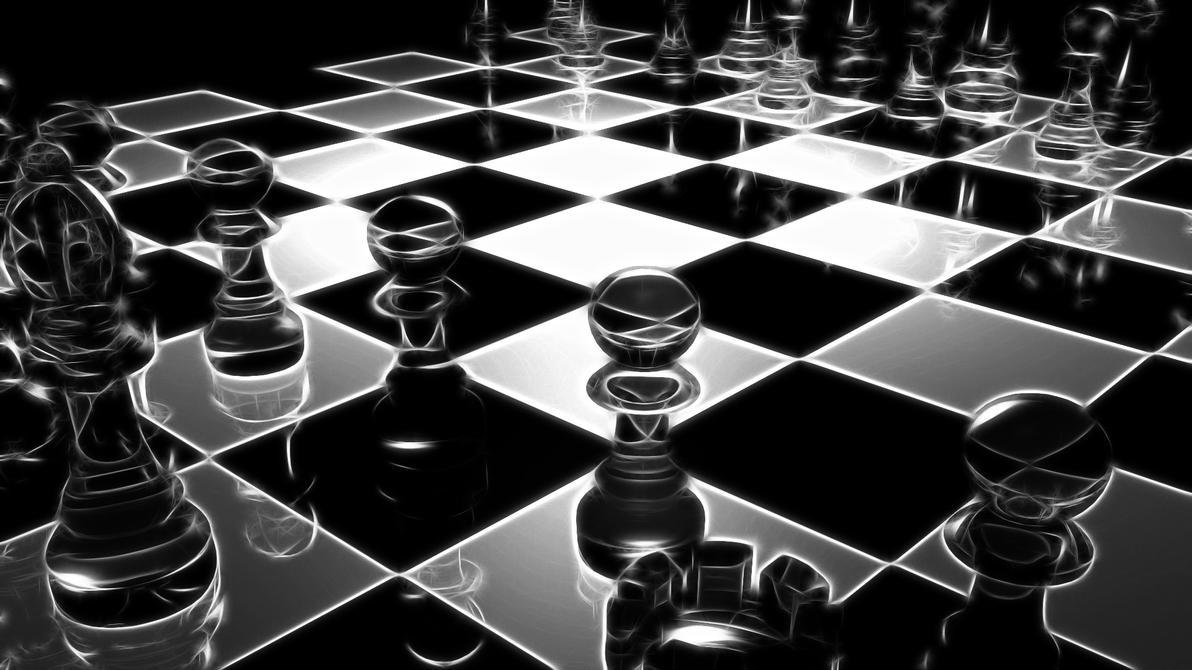 3D Chess Wallpaper By Ghostkyller