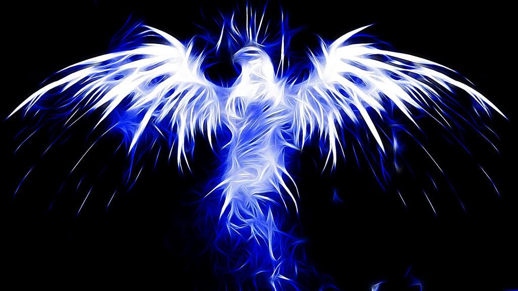blue eagle wallpaper by ghostkyller on deviantart ghost clip art transparent ghost clip art images