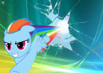 Rainbow Dash Desktop