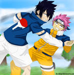 Fairy Tail Naruto Cosplay