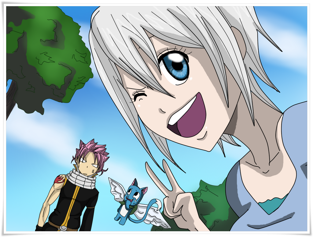 natsu and lisanna relationship advice