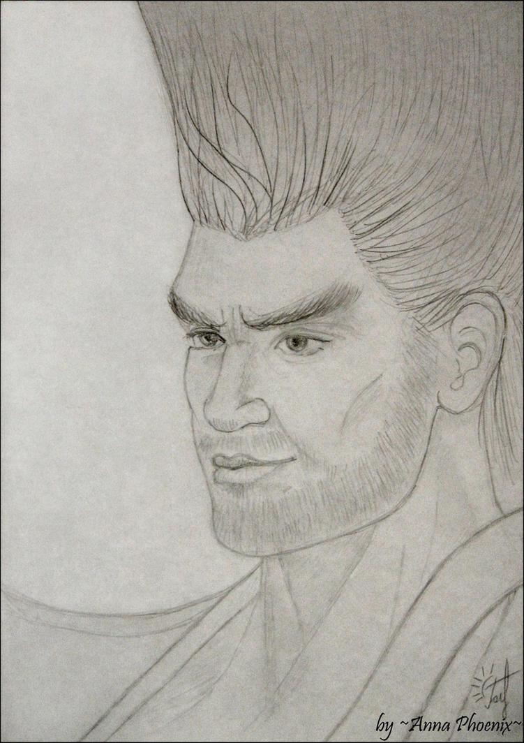 Paul's portrait by Anna-Phoenix
