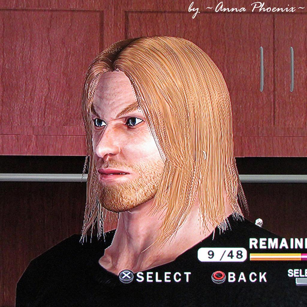 Paul Phoenix In Wwe Tekken 4 Costume Biker By Anna Phoenix On