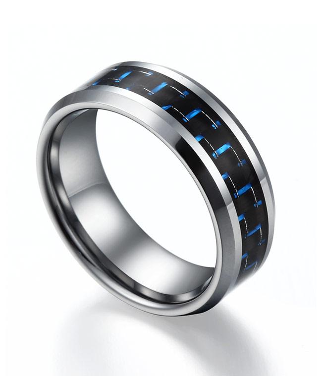 6mm Tungsten Ring