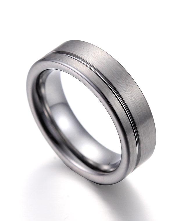 Tungsten Carbide Ring Sports Car Display Case
