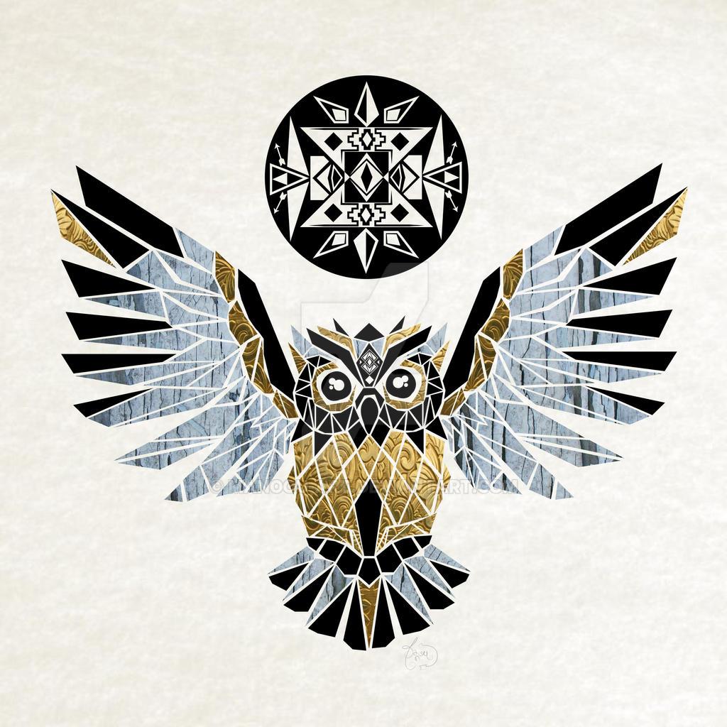 owl king by MaNoU56