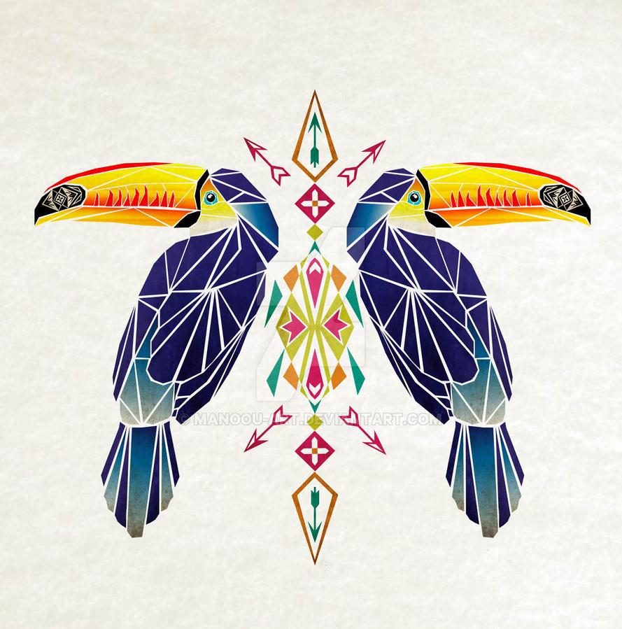 toucan by MaNoU56