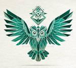 Monochromatic owl