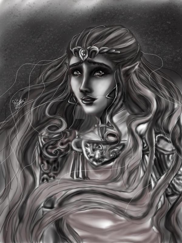 Hyrule's Princess~Zelda by 3456gal