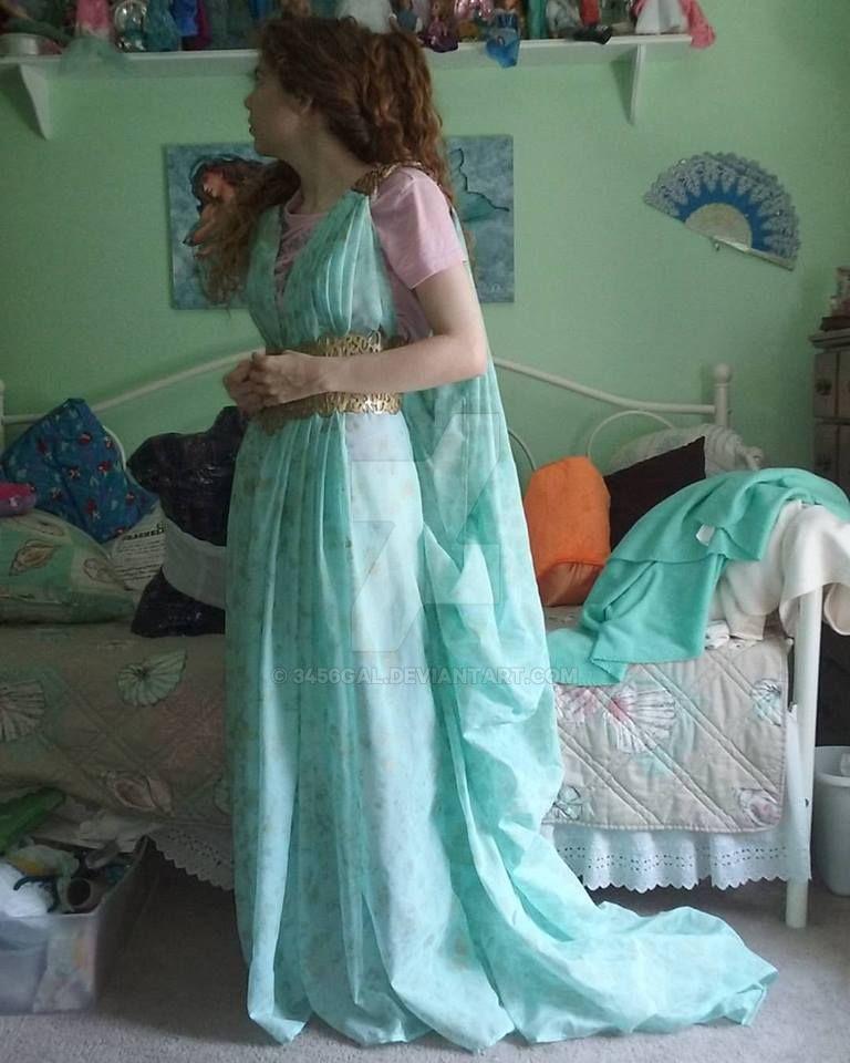 Qarth Dress~Daenerys GoT Cosplay WIP by 3456gal