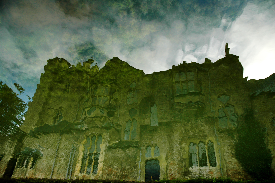 Melting Palace by EarthHart