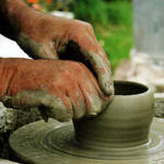 Working Hands, The Potter by Earth-Hart