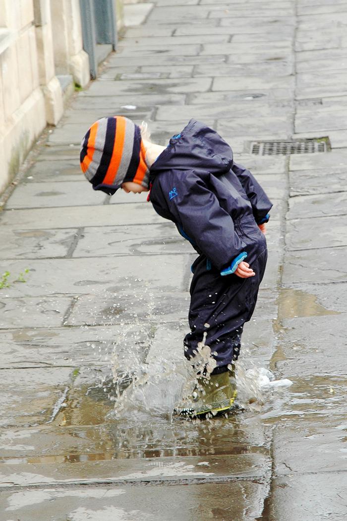 Splash Down by EarthHart