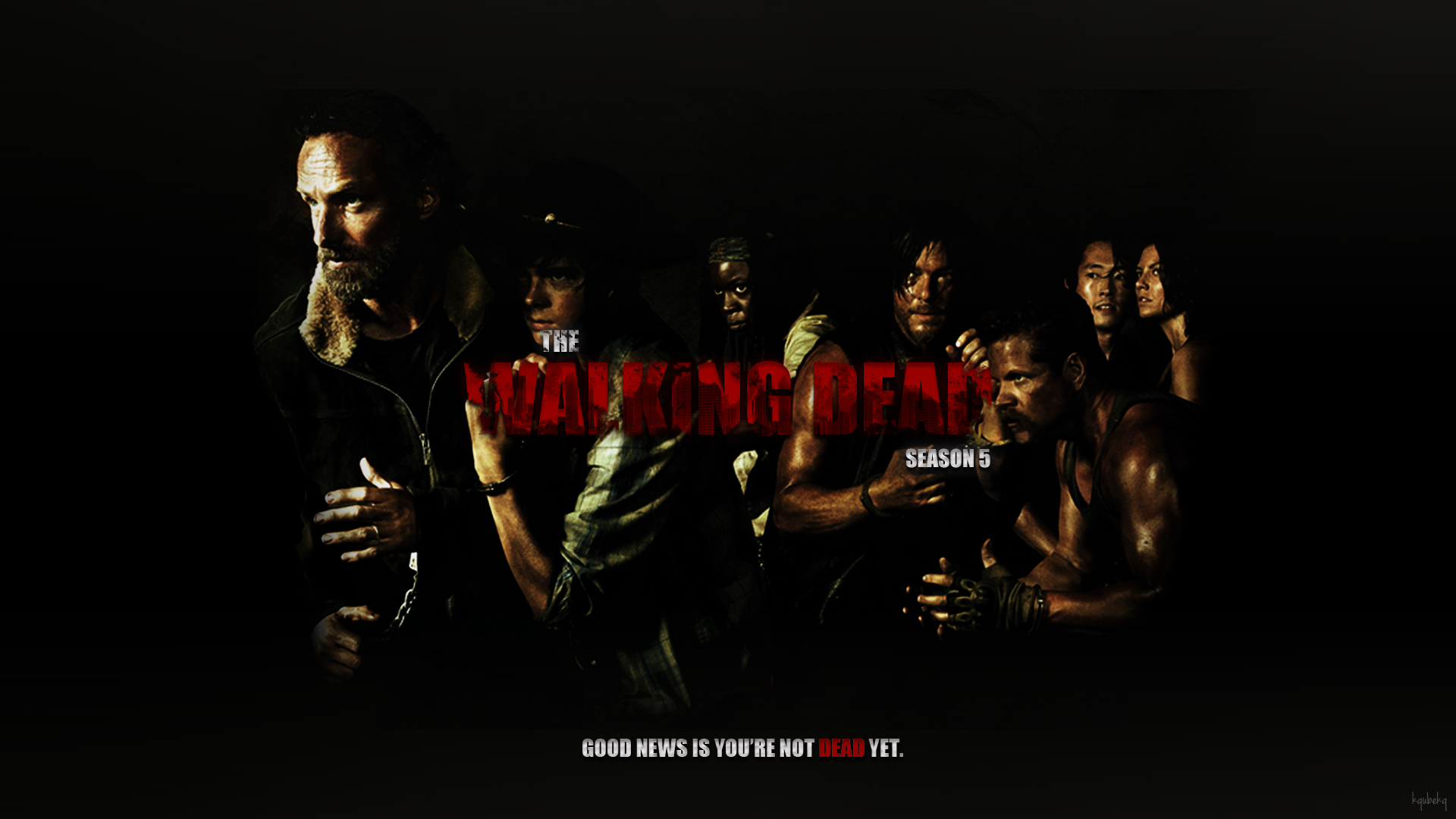 The Walking Dead 2014 Wallpapers (57 Wallpapers