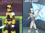 Reploid REVO (Twitch) VS Just a Robot