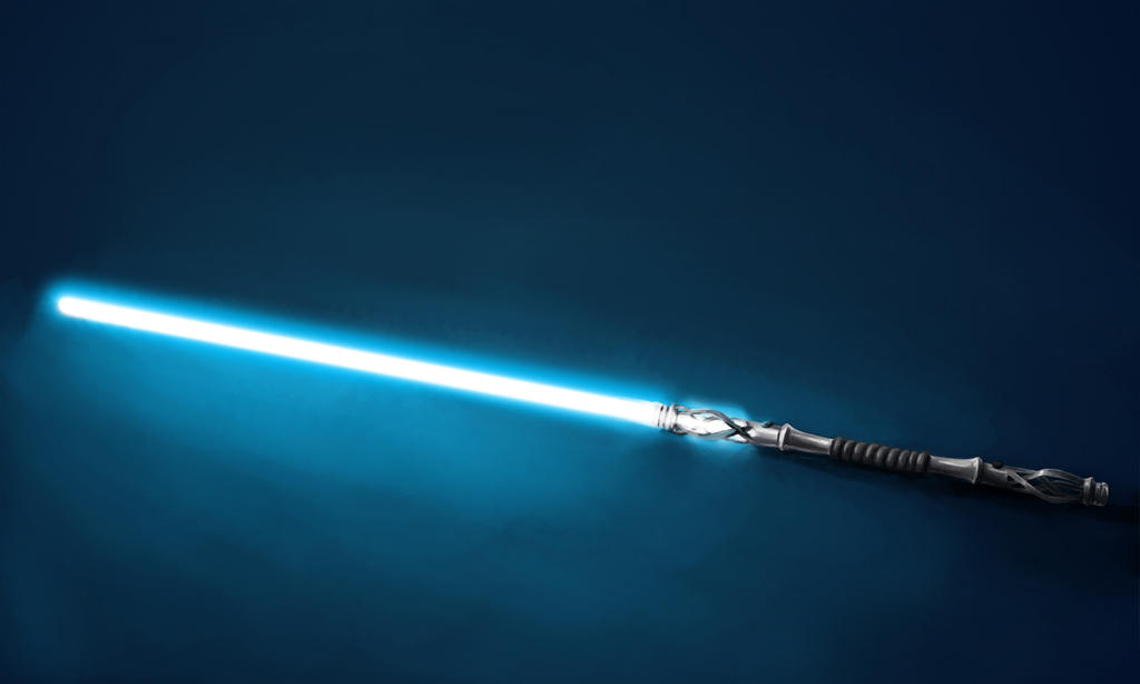 Kalippe Lightsaber by JNetRocks