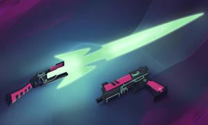COM: Teala's Lightblade