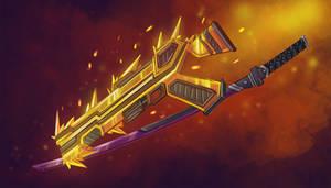 COM: Stardust Blade + Gun V2