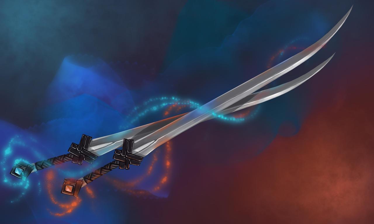 COM: Noerlyth Blades by JNetRocks