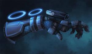 COM: Shotgun Fist