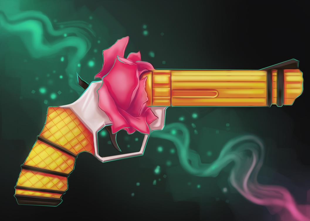 COM: Bloom Gun by JNetRocks
