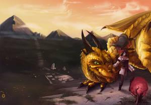 COM: Mark of the Dragon
