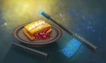 COM:  Food Scanner