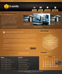 it.works portfolio layout