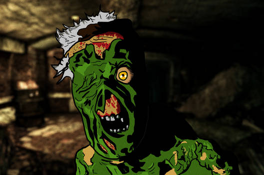 Harold the Ghoul - Fallout 1