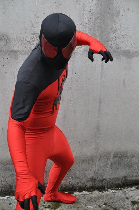 Scarlet spider costume - photo#18