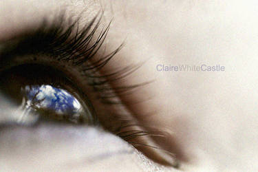 My eye... by ClaireCastle