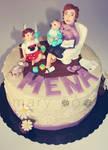 Filomena's cake