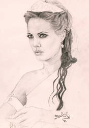 Angelina again by ClaireCastle