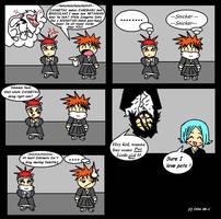 A little Rivalry by Renji-Abarai