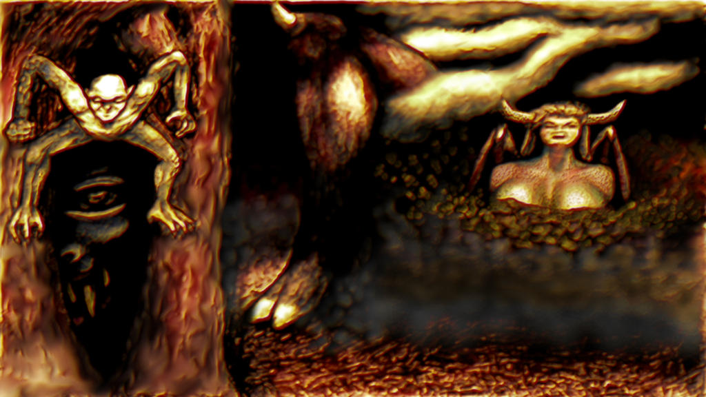 And The World Gave Birth To Demons by Killerion