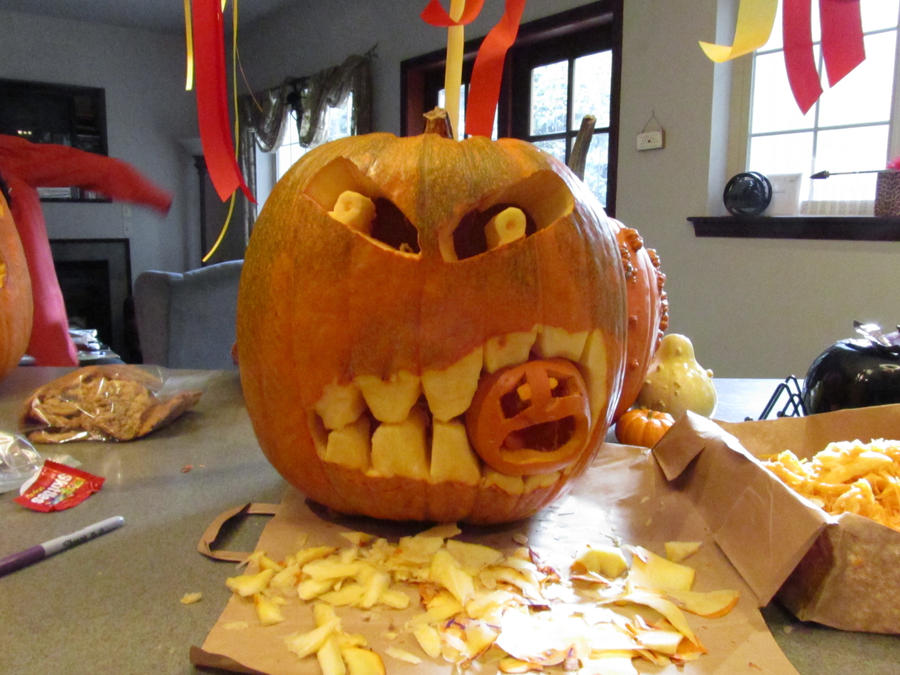 My Pumpkin by Madrock7