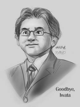 Goodbye, Iwata