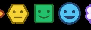 Xenoblade Chronicles Affinity Emoticon Vectors