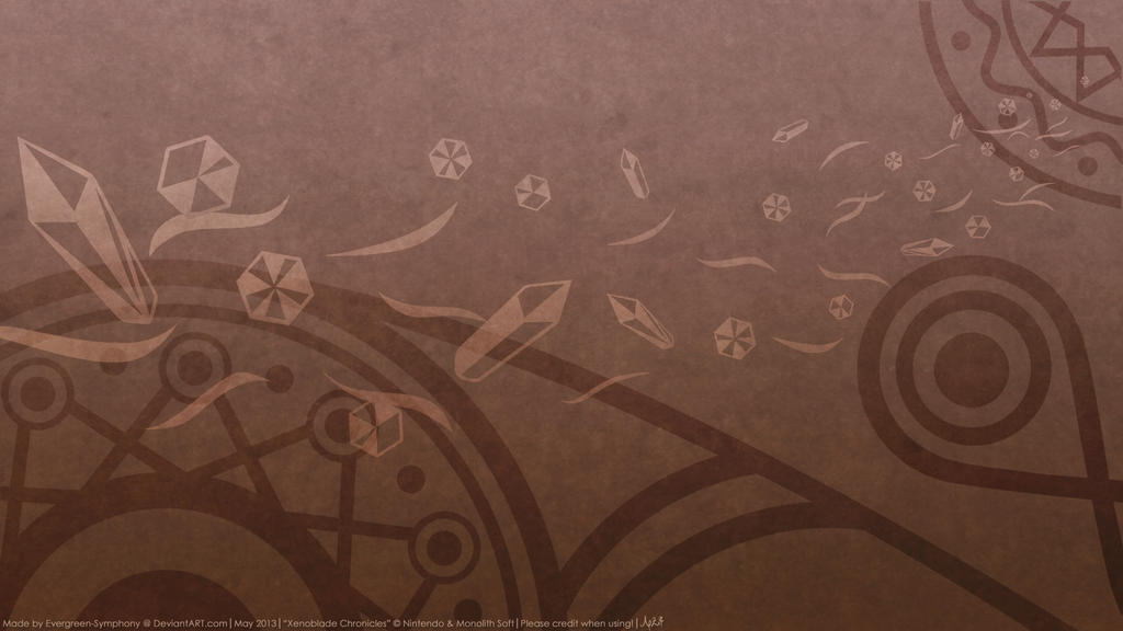 Xenoblade Chronicles: Colony 9 Wallpaper by Evergreen-Symphony