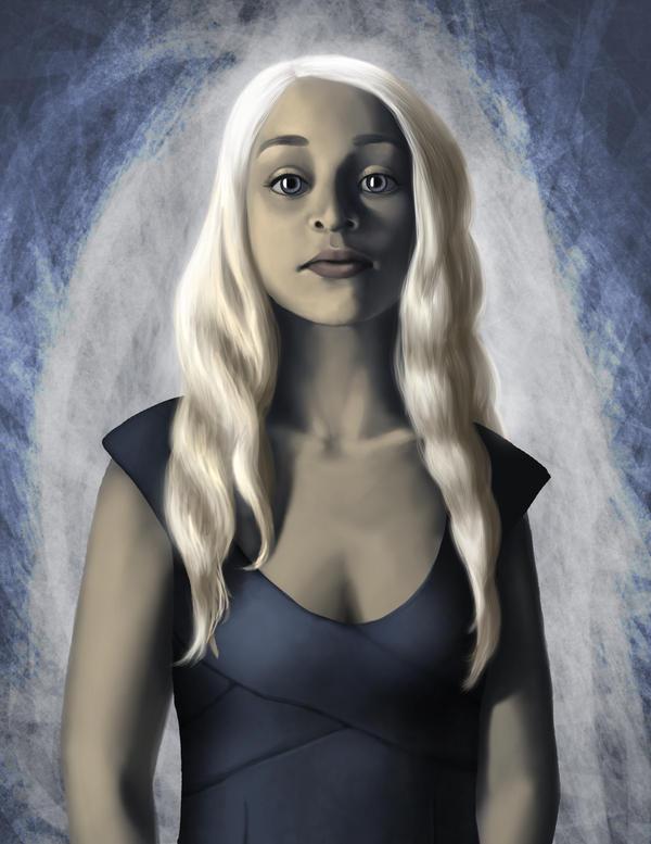 Khaleesi by HeatherBomb