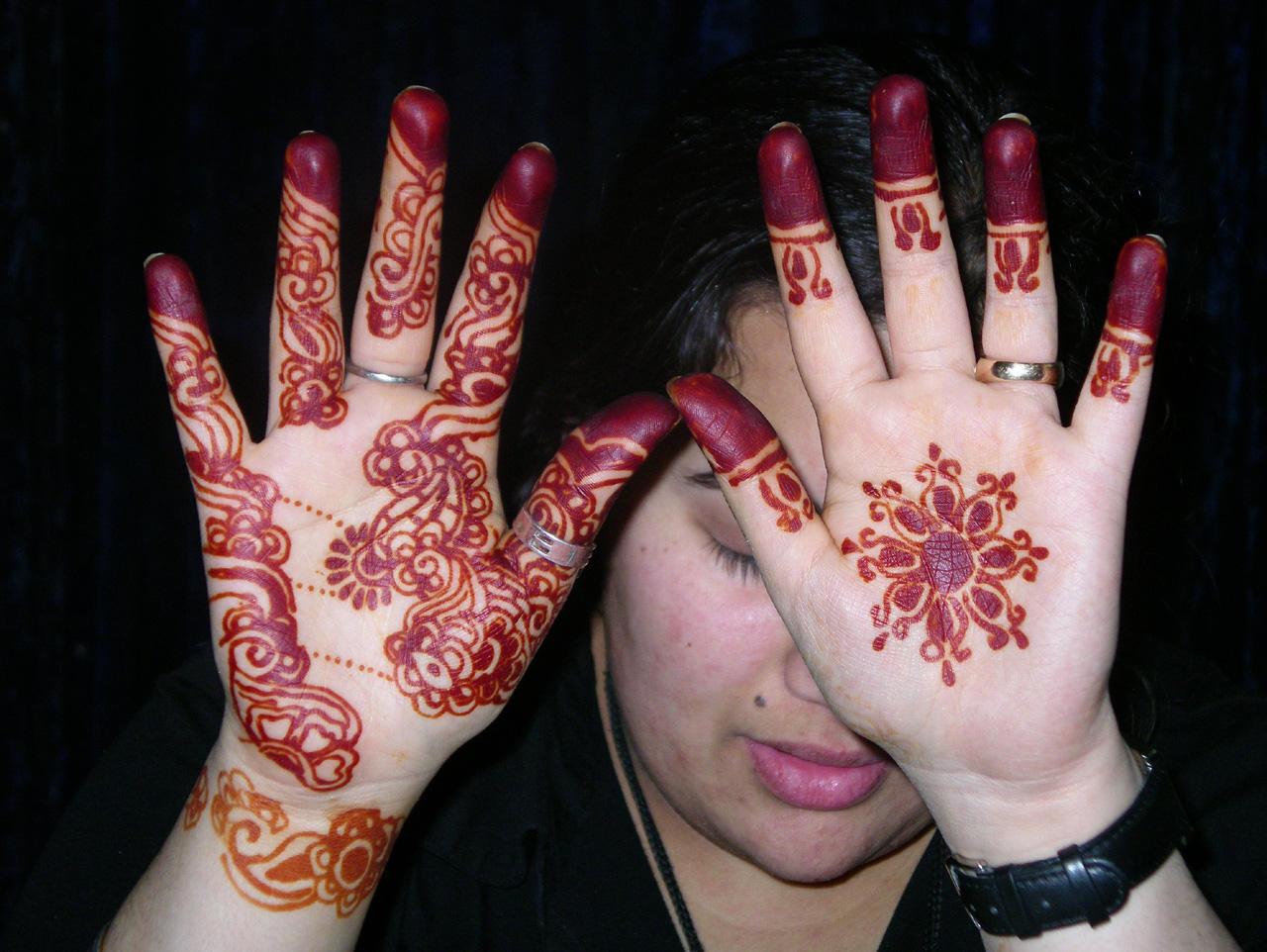 Mehndi For Left Hand Front : Design of mehandi designs for left hand