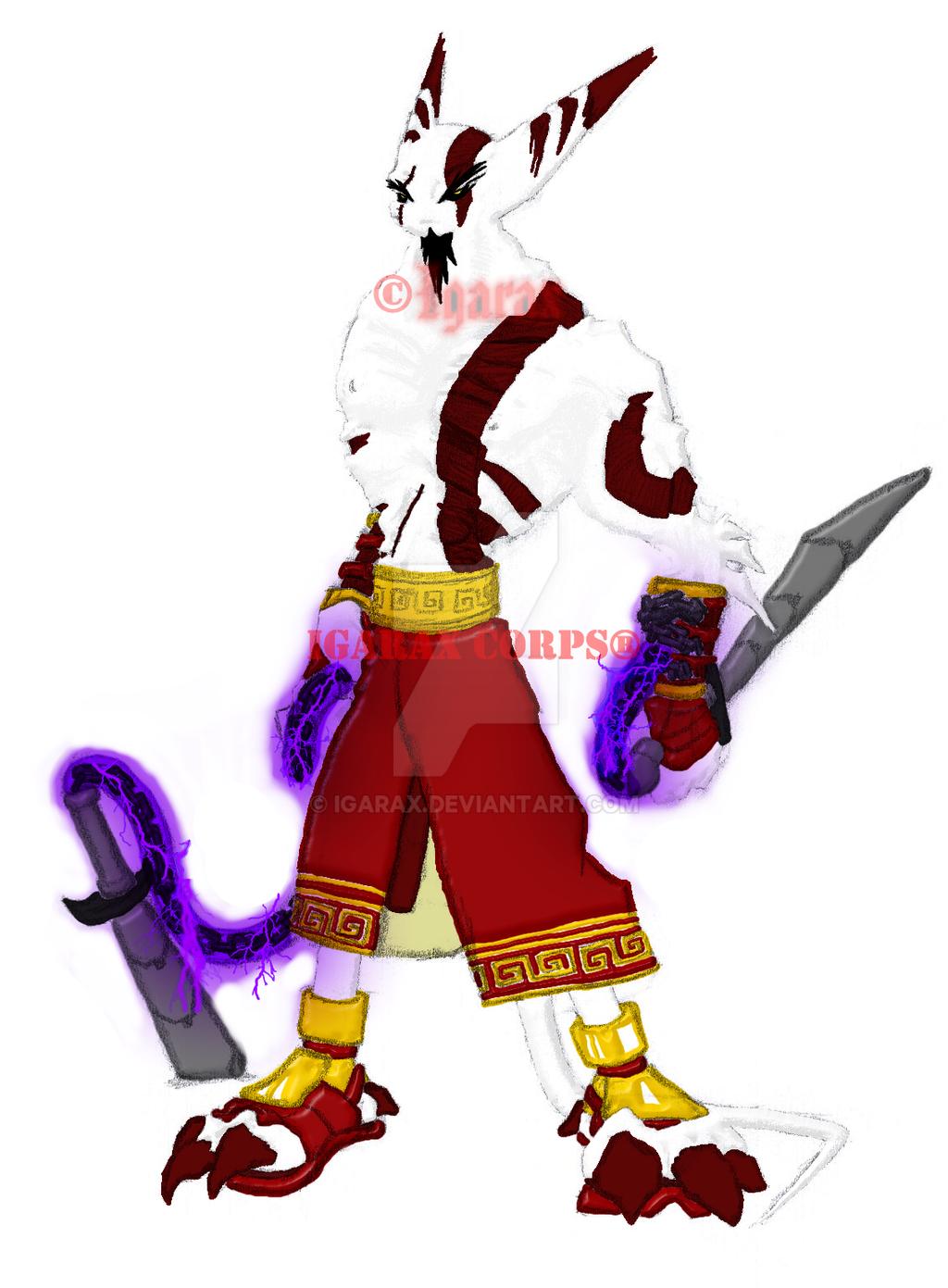 Igarax Kratos