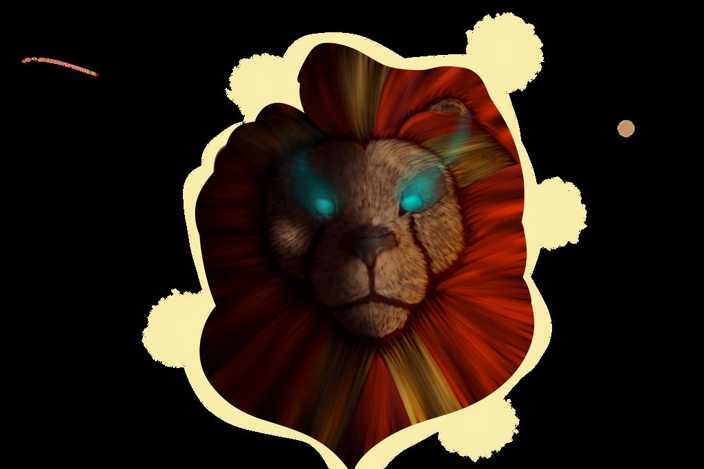 Pyroar by InsertCoolNameHere5